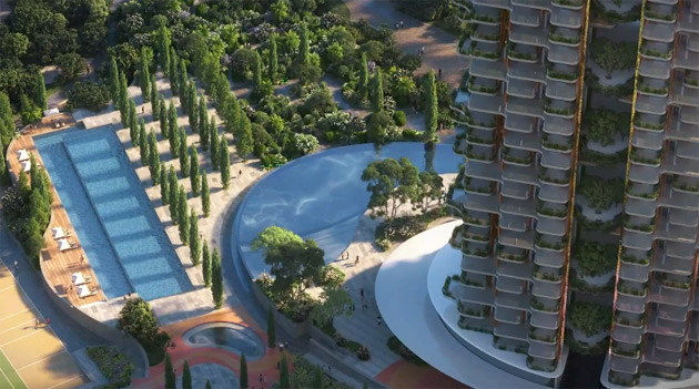 The Marina Tower: Έτσι θα είναι ο πράσινος ουρανοξύστης στο Ελληνικό (video)   VIMA Online