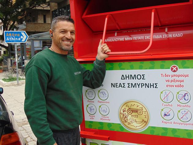 Από την ανακύκλωση των ρούχων φτιάχνονται γεμίσματα για καθίσματα  αυτοκινήτων 948ffed1a16